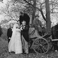 Svatba plakát